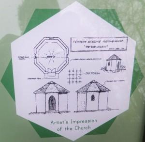 WEE CHURCH  FENAGHY PLAN